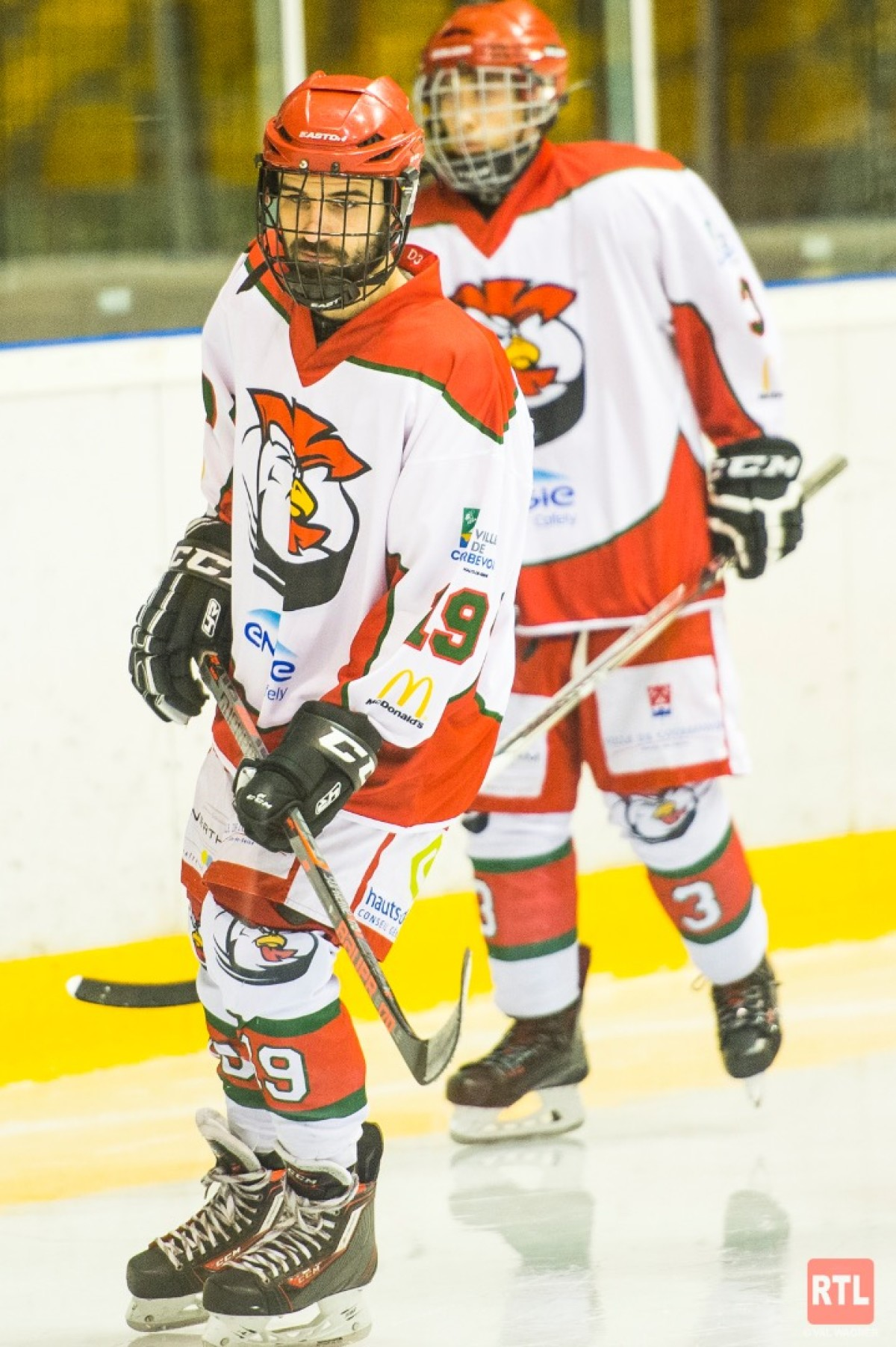 TORNADO LUXEMBOURG  vs  PUGGY COURBEVOIE  4 - 4 Prolongation   4 - 5